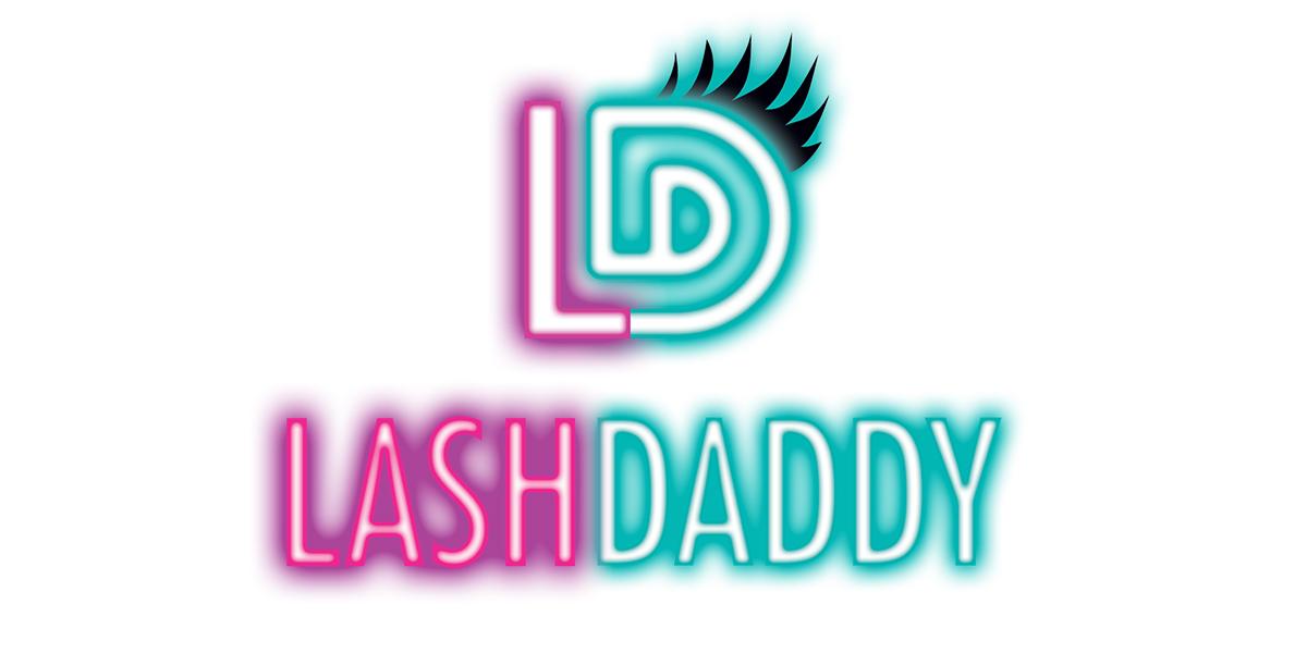 Lash Daddy Logo